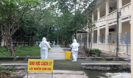 Thanh Hóa: Phát hiện chùm ca bệnh Covid-19 mới tại huyện Hậu Lộc
