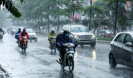 Thời tiết 22/10, Trung Bộ mưa lớn cảnh báo lũ lụt
