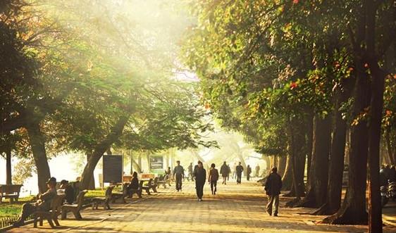 Thời tiết ngày 24/10: Hà Nội ngày nắng, đêm và sáng trời rét