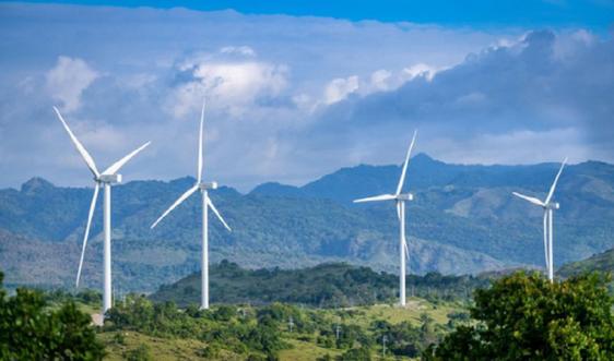 28 dự án điện gió được công nhận vận hành thương mại