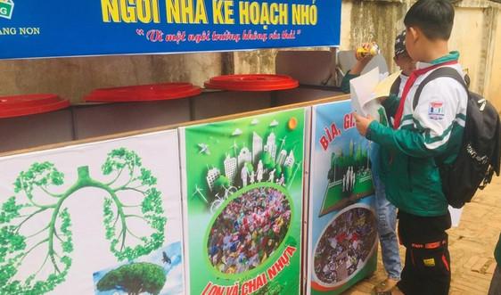 """Phù Yên (Sơn La): Đẩy mạnh tuyên truyền thực hiện phong trào """"Chống rác thải nhựa"""""""