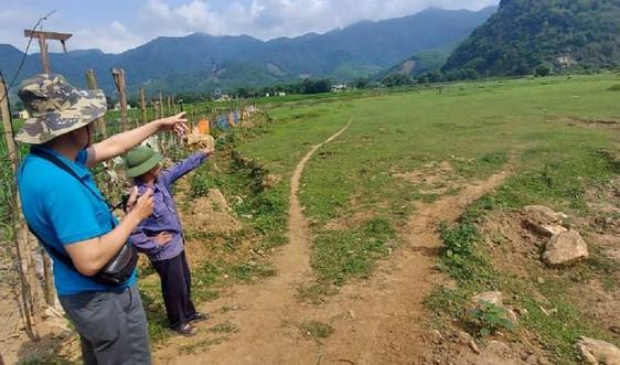 Quỳ Hợp (Nghệ An): Kiến nghị làm rõ nguyên nhân đất liên tục bị sụt lún