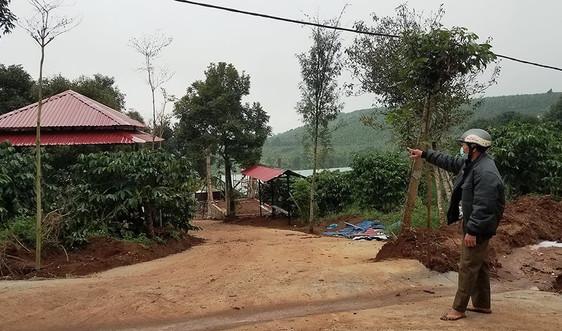"""Gia Lai: Một cá nhân tự ý xây dựng """"trang trại"""" trên đất nông nghiệp"""