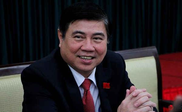 Ông Nguyễn Thành Phong chính thức được phê chuẩn làm Chủ tịch UBND TPHCM