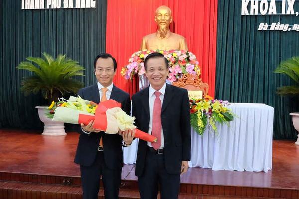 Ông Nguyễn Xuân Anh được bầu làm Chủ tịch HĐND TP. Đà Nẵng