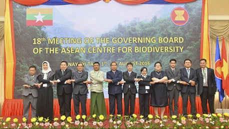 ASEAN nhóm họp Hội nghị về đa dạng sinh học lần thứ 18