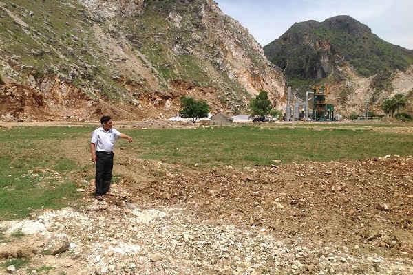 Ai bao che cho DN Tiến Thịnh sử dụng đất trái phép?