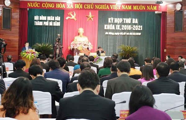 Kỳ họp thứ ba HĐND TP. Đà Nẵng: Xem xét tính khả thi xây dựng khu xử lý rác
