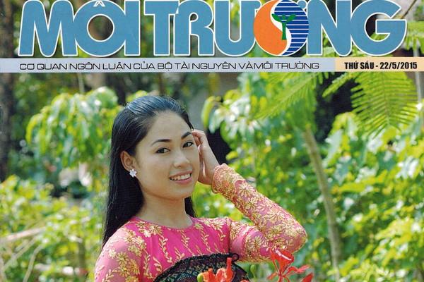 Báo TN&MT là 1 trong 18 ấn phẩm báo chí cấp cho vùng dân tộc thiểu số và miền núi