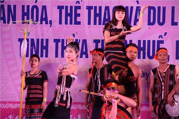 Thừa Thiên Huế: Hấp dẫn ngày hội VH-TT&DL các dân tộc miền núi
