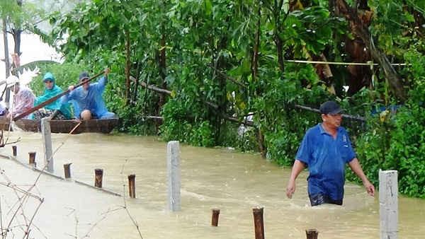 Quảng Nam: Xây dựng năng lực chống chịu thiên tai cho gia đình và cộng đồng