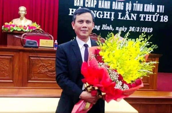 Quảng Bình: Ông Trần Thắng được bầu làm Phó Bí thư Thường trực Tỉnh ủy