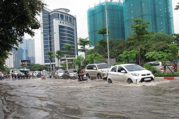 Chống úng ngập mùa mưa bão: Ngổn ngang trăm mối