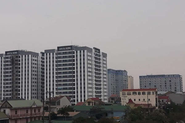 Nghệ An: Điều chỉnh nhiều chung cư cao tầng thành thấp tầng ở TP Vinh