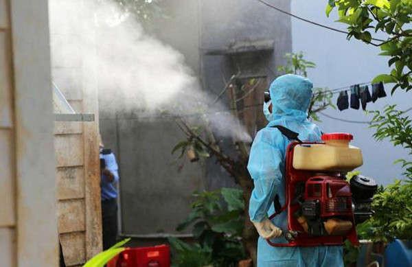 Quảng Nam: Xuất hiện ổ dịch sốt xuất huyết tại Nam Giang
