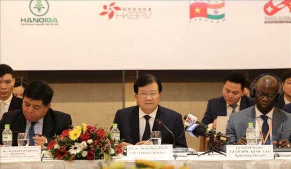Diễn đàn Doanh nghiệp Việt Nam giữa kỳ năm 2019: Chính phủ ưu tiên để doanh nghiệp phát triển nhanh và bền vững