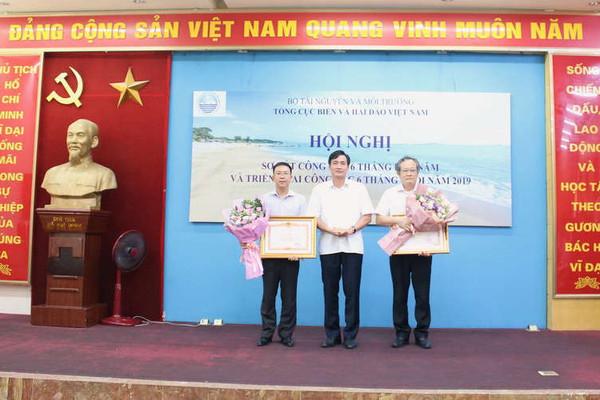 Tổng cục Biển và Hải đảo Việt Nam:  Đã hoàn thành cơ bản những nhiệm vụ quan trọng, cấp bách