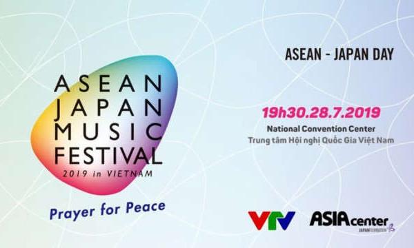 Việt Nam lần đầu tổ chức Đại nhạc hội ASEAN - Nhật Bản 2019