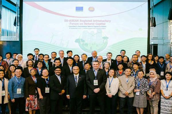 ASEAN và EU thảo luận về các vấn đề liên quan đến môi trường