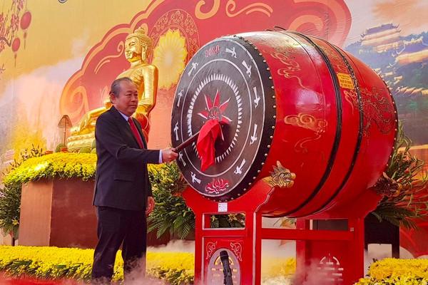 Chính thức khai hội chùa Bái Đính Xuân Canh Tý 2020