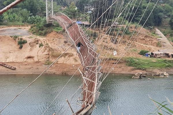 Quan Hóa ( Thanh Hóa): Cần lắm những cây cầu