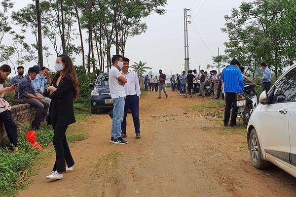 Chính quyền cảnh báo nhà đầu tư mua đất tại Hòa Lạc