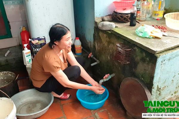 TP. Thanh Hóa: Dự án Nhà máy nước của Công ty Việt Thanh chậm tiến độ, hàng nghìn người dân mòn mỏi chờ nước sạch