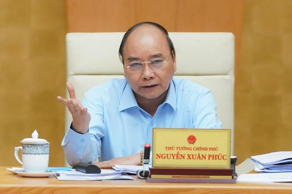 Thủ tướng họp Ban Chỉ đạo điều hành giá