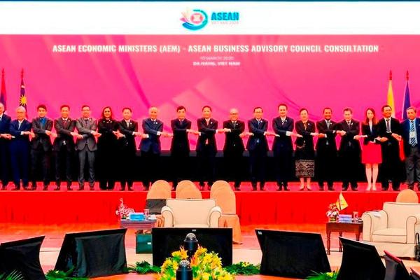 Các Bộ trưởng Kinh tế ASEAN – Nhật Bản ra Tuyên bố chung của về sáng kiến phục hồi kinh tế ứng phó với dịch Covid-19