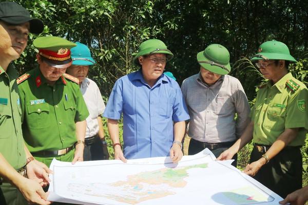 Phòng chống cháy rừng mùa nắng nóng là nhiệm vụ cấp bách, ưu tiên hàng đầu