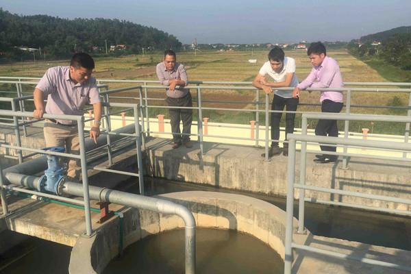 Hiệu quả từ chương trình nước sạch nông thôn tại Quảng Ninh