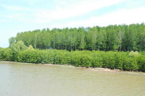 Bến Tre khai thác, sử dụng bền vững tài nguyên và bảo vệ môi trường biển