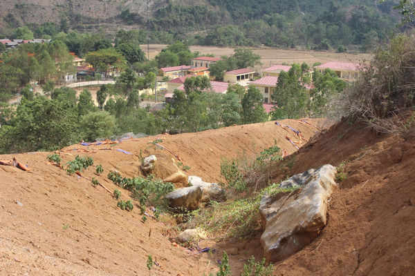 Điện Biên: Hiệu quả từ phân vùng cảnh báo nguy cơ trượt lở đất đá