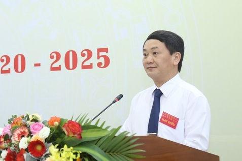 Đồng chí Hầu A Lềnh tái đắc cử Bí thư Đảng bộ cơ quan Trung ương MTTQ Việt Nam
