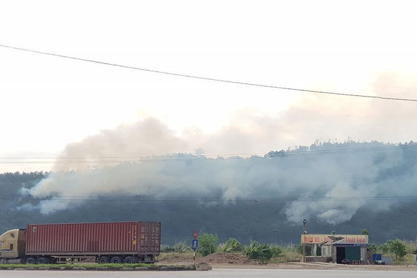 Thanh Hóa: Tăng cường các biện pháp cấp bách phòng cháy, chữa cháy rừng