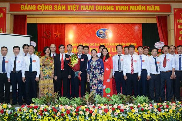 Tổng cục Địa chất và Khoáng sản Việt Nam: Nâng cao năng lực lãnh đạo, sức chiến đấu trong toàn Đảng bộ