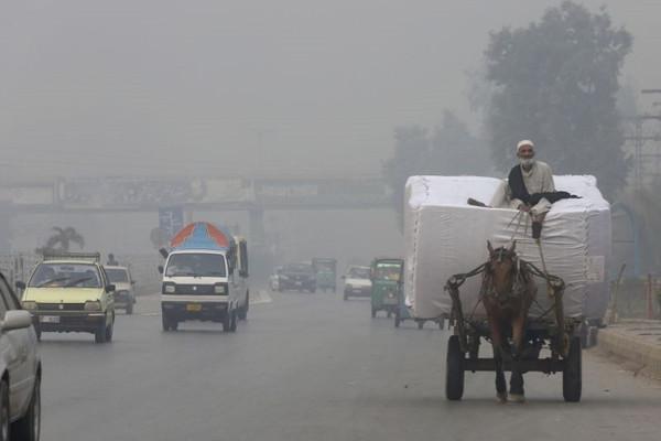 Hơn một nửa số quốc gia không có dữ liệu chất lượng không khí