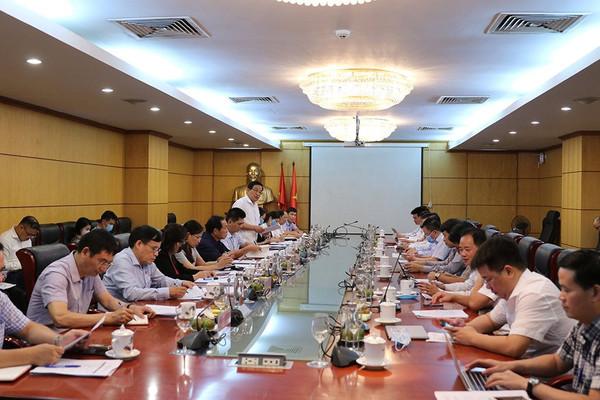 BộTN&MT báo cáo việc thực hiện Nghị quyết củaQuốc hội về giám sát chuyên đề đất đai
