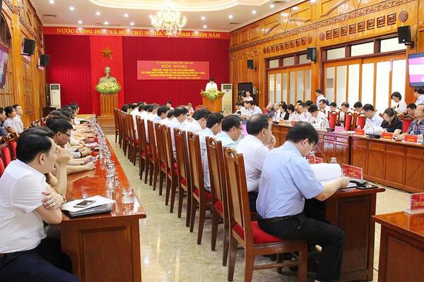 Yên Bái: Chỉ số cải cách hành chính tăng 30 bậc