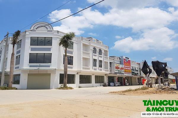Thiệu Hóa (Thanh Hóa): Xử phạt Tổng Công ty Hưng Đô 40 triệu đồng vì xây dựng sai phép