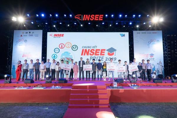 Xi măng INSEE 25 năm phát triển bền vững tại Việt Nam