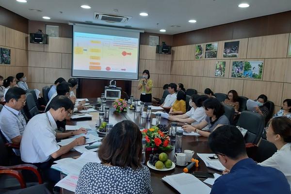 Đà Nẵng: Góp ý cho Kế hoạch Hành động về quản lý rác thải nhựa tại quận Thanh Khê