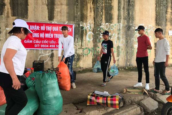 Lào Cai nhiều hoạt động từ thiện hướng về miền Trung