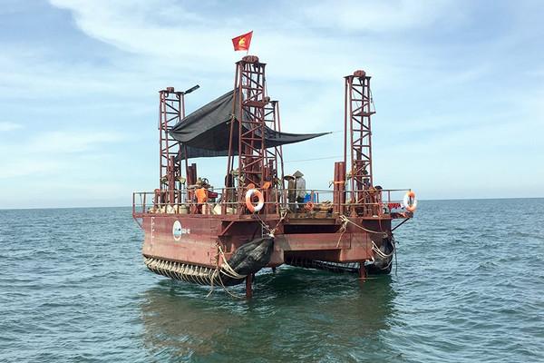 Nghiên cứu địa chất và khoáng sản biển: Đầu tư gấp nhiều lần so với nghiên cứu trên bờ