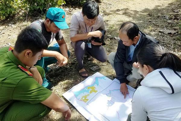 Kon Tum:Kiểm tra, xác định diện tích rừng cung ứngdịch vụ môi trường rừng năm 2020