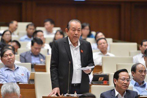 Phó Thủ tướng Trương Hòa Bình nêu 6 nội dung lớn phát triển KT-XH vùng đồng bào dân tộc thiểu số và miền núi