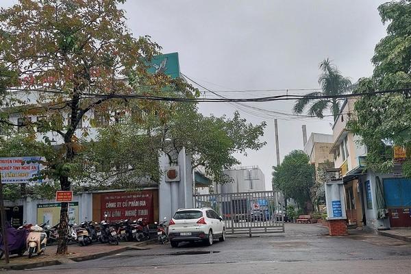Nghệ An: Xử phạt Bia Sài Gòn – Nghệ Tĩnh vì không đảm bảo an toàn thực phẩm