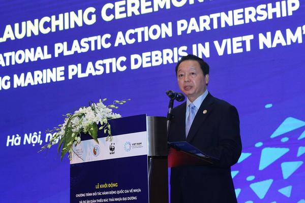 Hợp tác hành động quốc gia kiểm soát ô nhiễm nhựa