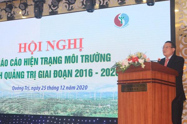 Đánh giá hiện trạng môi trường Quảng Trị giai đoạn 2016 - 2020