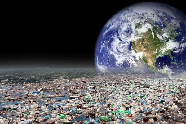 Chống rác thải nhựa - cùng hành động